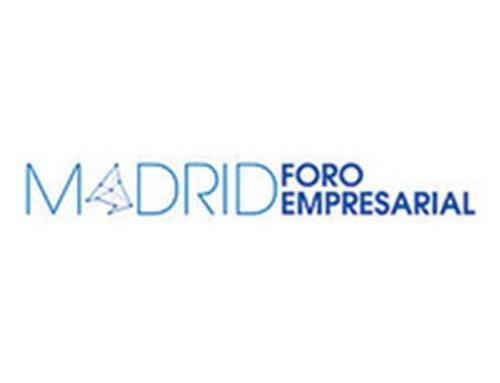 La Fundación asistirá al Encuentro con Begoña Villacís de Madrid Foro Empresarial.