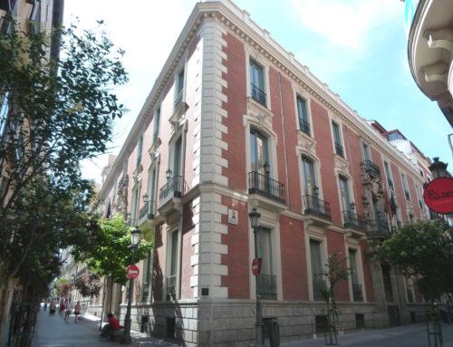 Desayuno sobre la Ley de mecenazgo: impuso legislativo, en el Palacio de Santoña. CANCELADO