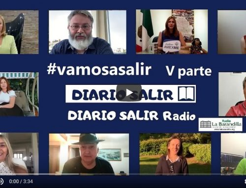 Emilia Zaballos en #vamosasalir Volumen V, de Diario Salir.