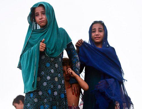 Afganistán, una lucha de todos
