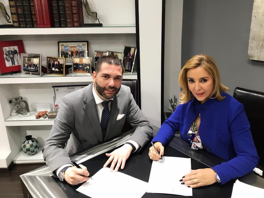 Fundación Zaballos firma acuerdo de colaboración con OIDECOM Iberoamérica