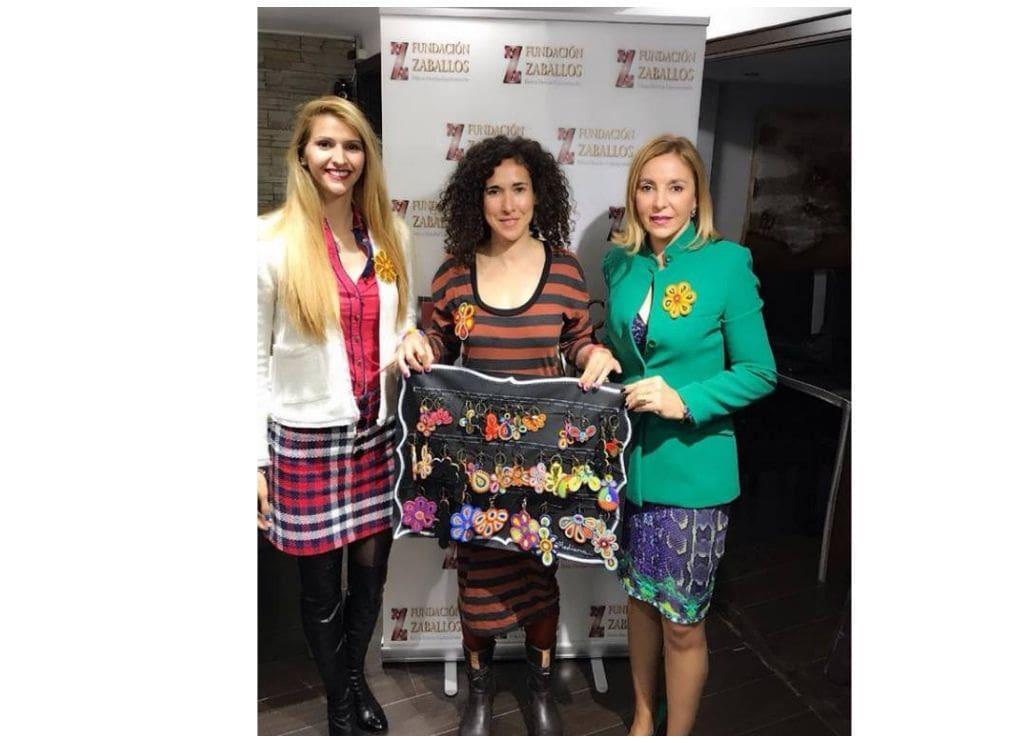 Fundación Zaballos formaliza acuerdo de colaboración con la ONG Wanawake