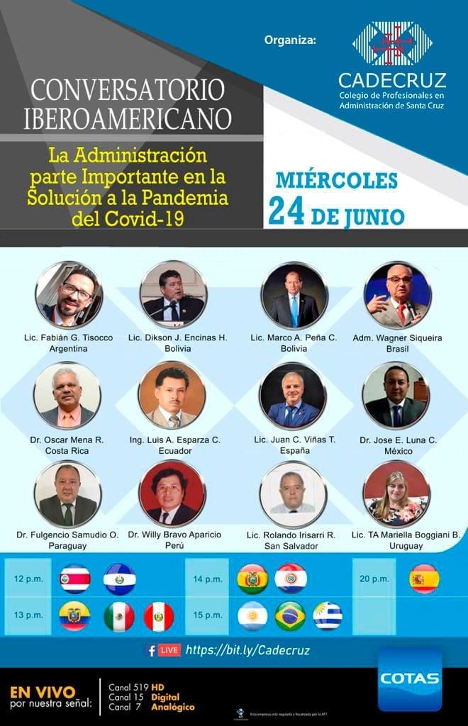Conversatorio Iberoamericano